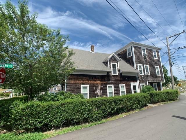 29 Alden Street U3, Provincetown, MA 02657 (MLS #22004774) :: Rand Atlantic, Inc.