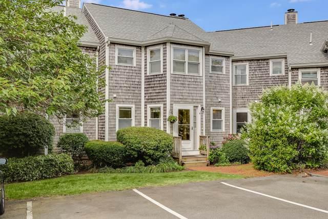 4 Harbor Hill Drive #4, Bourne, MA 02532 (MLS #22004856) :: Rand Atlantic, Inc.