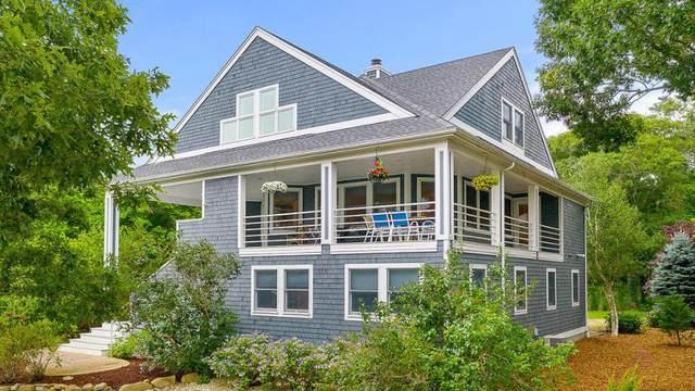 37 Pine Grove Avenue, East Falmouth, MA 02536 (MLS #22004883) :: Rand Atlantic, Inc.