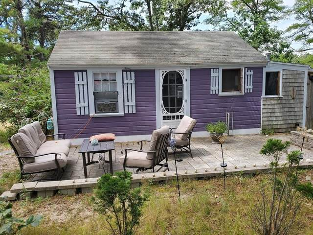 262 Old Wharf Road #72, Dennis Port, MA 02639 (MLS #22004903) :: Leighton Realty