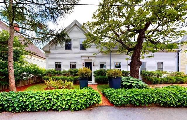 8 Washington Avenue, Provincetown, MA 02657 (MLS #22004912) :: Rand Atlantic, Inc.