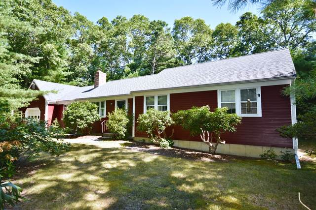 19 Timber Way, Sandwich, MA 02563 (MLS #22004930) :: Rand Atlantic, Inc.