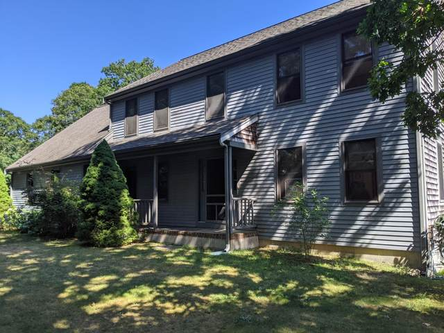 82 Chase Road, East Sandwich, MA 02537 (MLS #22004933) :: EXIT Cape Realty