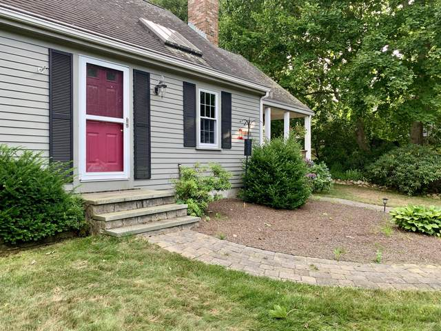 64 Nathans Pasture Way, Brewster, MA 02631 (MLS #22004934) :: EXIT Cape Realty