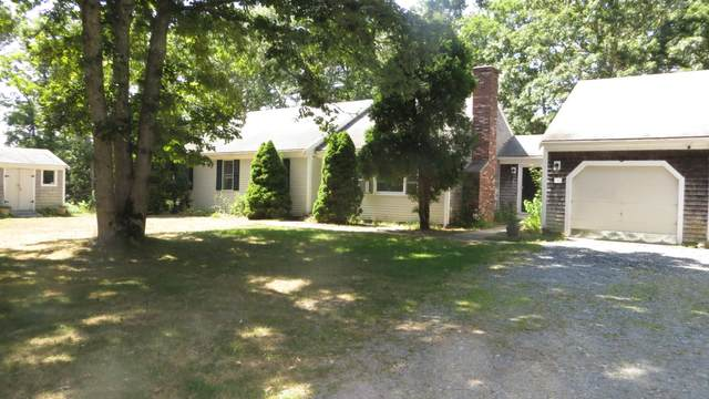 140 Round Cove Road, Harwich, MA 02645 (MLS #22004942) :: EXIT Cape Realty