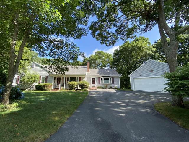188 Headwaters Drive, Harwich, MA 02645 (MLS #22004952) :: Leighton Realty