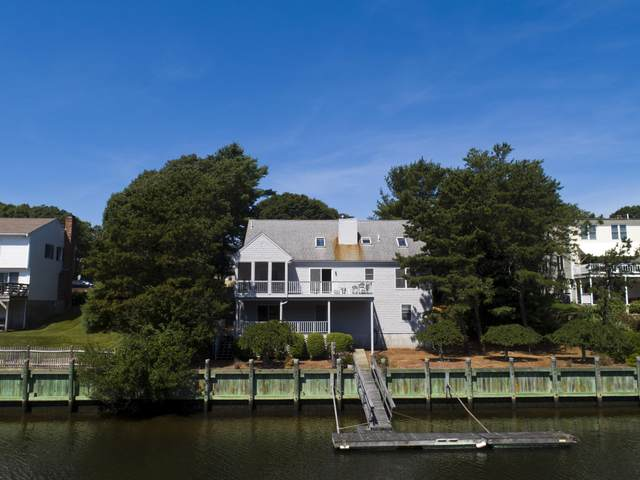64 Squibnockett Drive, East Falmouth, MA 02536 (MLS #22004954) :: EXIT Cape Realty