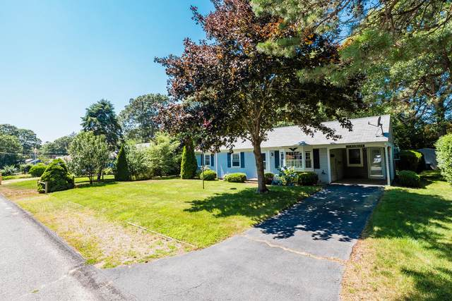 33 Vacation Lane, West Yarmouth, MA 02673 (MLS #22004962) :: EXIT Cape Realty