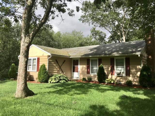 613 Shootflying Hill Road, Centerville, MA 02632 (MLS #22004997) :: Leighton Realty