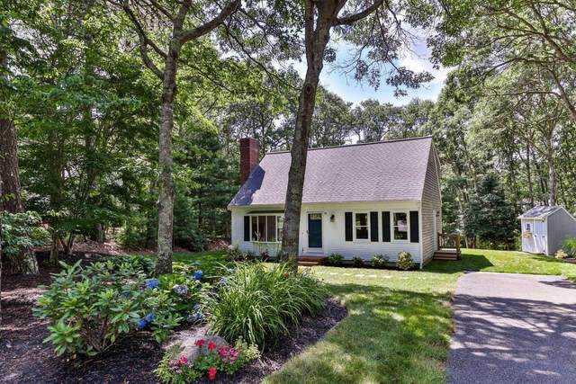 96 Chuckles Way, Marstons Mills, MA 02648 (MLS #22005010) :: EXIT Cape Realty