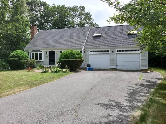 28 Triangle Circle, Sandwich, MA 02563 (MLS #22005013) :: EXIT Cape Realty
