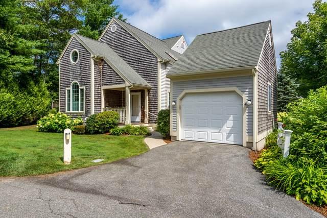 14 Green Ivy Lane #14, Mashpee, MA 02649 (MLS #22005032) :: Rand Atlantic, Inc.