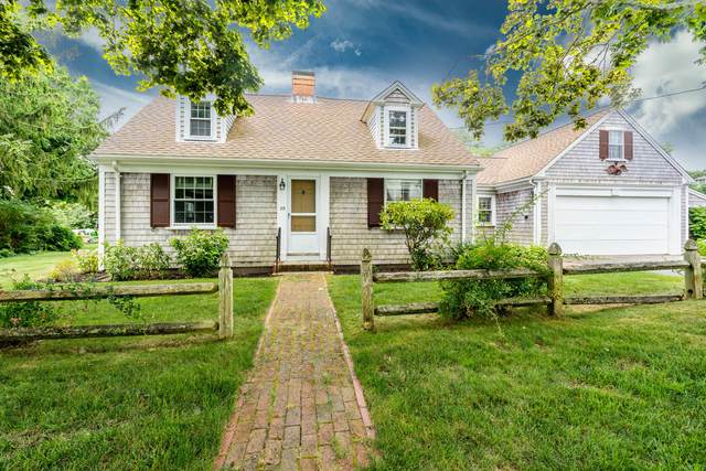 39 Crosby Street Extension, South Yarmouth, MA 02664 (MLS #22005033) :: Leighton Realty