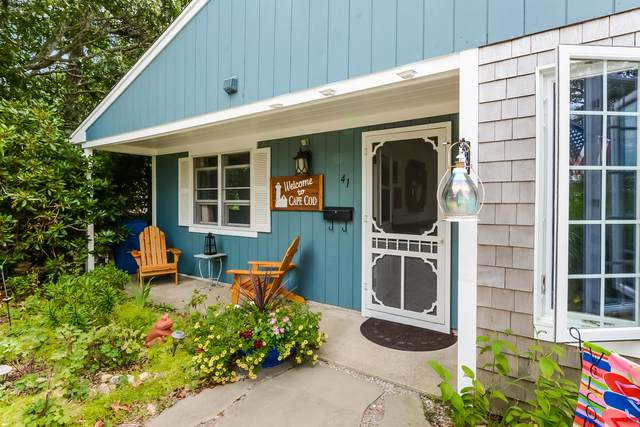 41 Frances Helen Road 61A, Yarmouth Port, MA 02675 (MLS #22005059) :: Leighton Realty