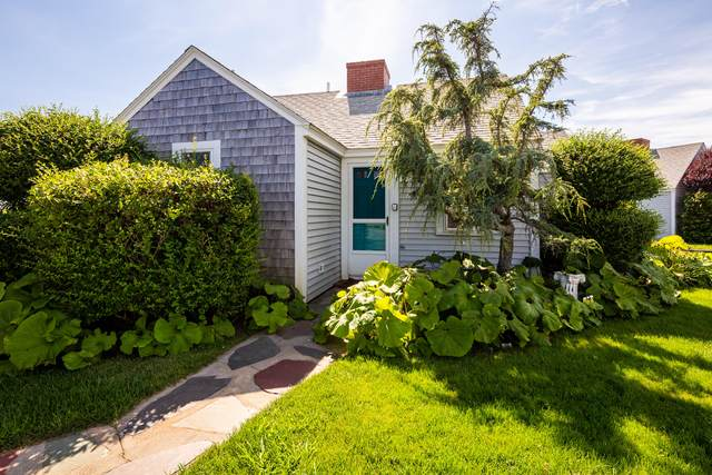 618 Shore Road #7, North Truro, MA 02652 (MLS #22005251) :: Kinlin Grover Real Estate