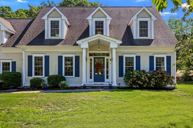 8 Woodward Road, Brewster, MA 02631 (MLS #22005768) :: Leighton Realty