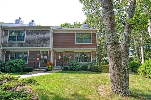 195 Falmouth Road 8F, Mashpee, MA 02649 (MLS #22005817) :: Leighton Realty