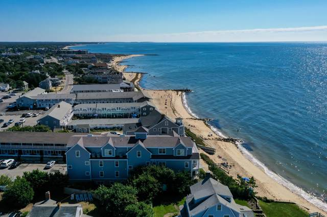405 Old Wharf Road B 203, Dennis Port, MA 02639 (MLS #22005932) :: Cape Cod and Islands Beach Properties