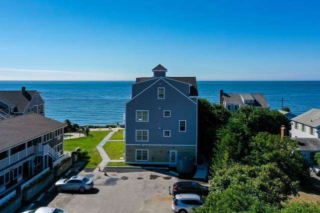405 Old Wharf Road B-103, Dennis Port, MA 02639 (MLS #22005934) :: Cape Cod and Islands Beach Properties