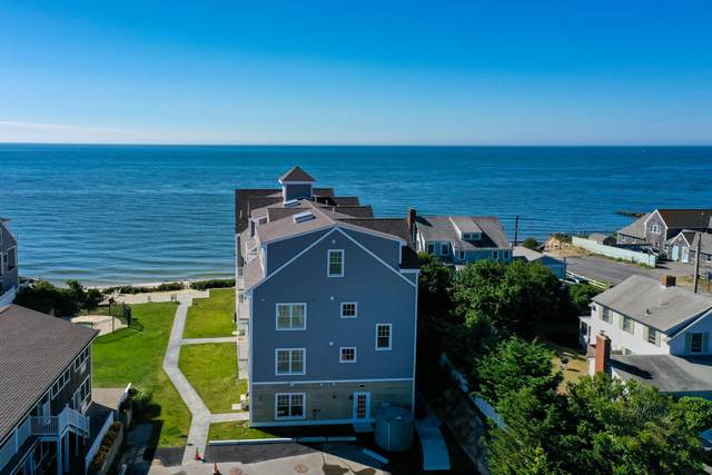 405 Old Wharf Road B-202, Dennis Port, MA 02639 (MLS #22005937) :: Cape Cod and Islands Beach Properties
