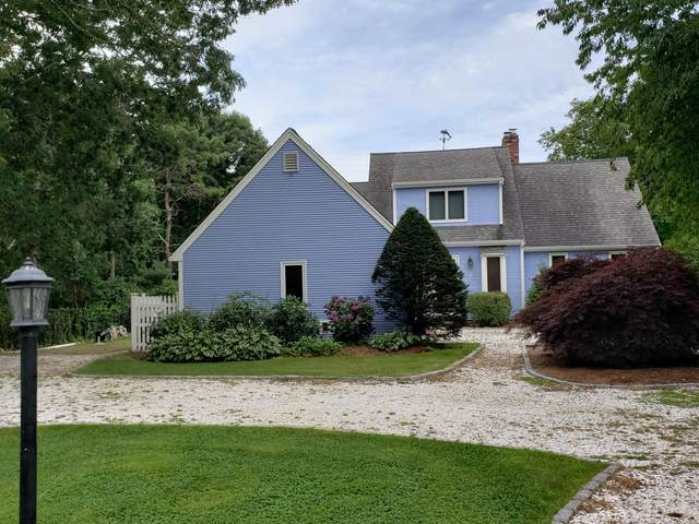 57 Seashell Lane, East Falmouth, MA 02536 (MLS #22006011) :: EXIT Cape Realty