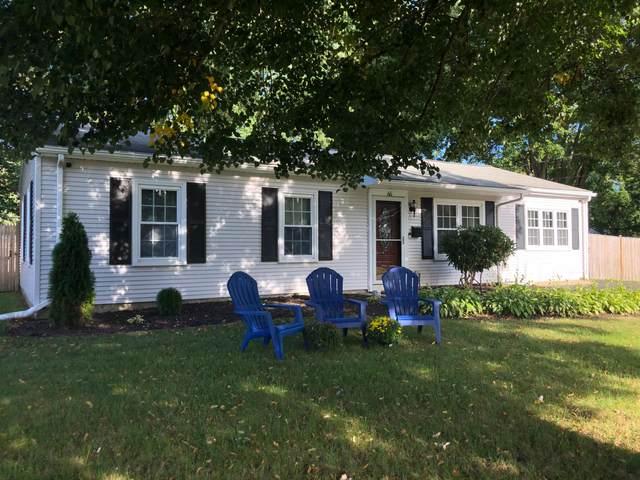 65 Homeland Drive, Whitman, MA 02382 (MLS #22006130) :: Leighton Realty