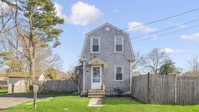 46 Hancock Street, Dartmouth, MA 02747 (MLS #22006152) :: Leighton Realty