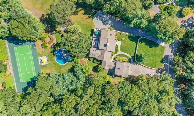 54 Lake Drive, Orleans, MA 02653 (MLS #22006178) :: Leighton Realty