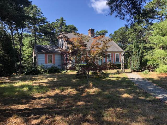 235 Pine Woods Road, Eastham, MA 02642 (MLS #22006192) :: Leighton Realty
