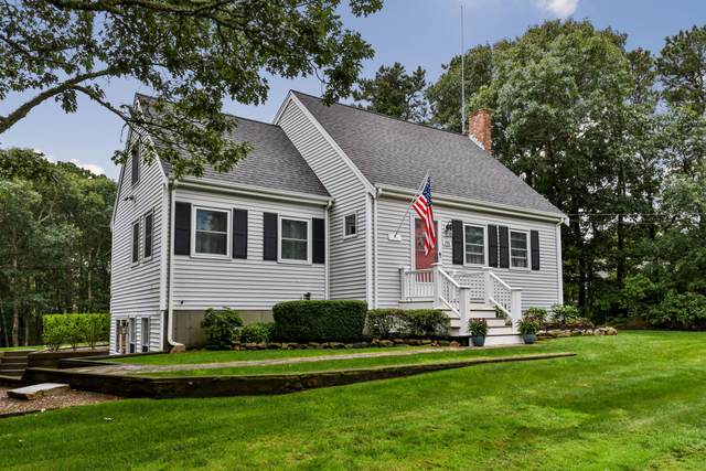 255 Spruce Road, East Harwich, MA 02645 (MLS #22006226) :: Rand Atlantic, Inc.