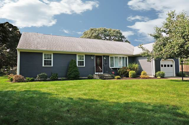 149 Diane Avenue, South Yarmouth, MA 02664 (MLS #22006267) :: EXIT Cape Realty