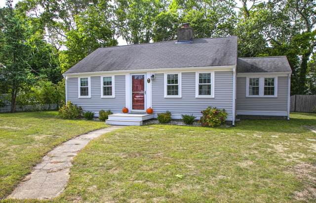 7 Uncle Ephriams Road, South Yarmouth, MA 02664 (MLS #22006371) :: Leighton Realty