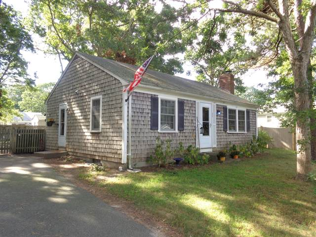 27 Fast Brook Road, West Yarmouth, MA 02673 (MLS #22006379) :: EXIT Cape Realty