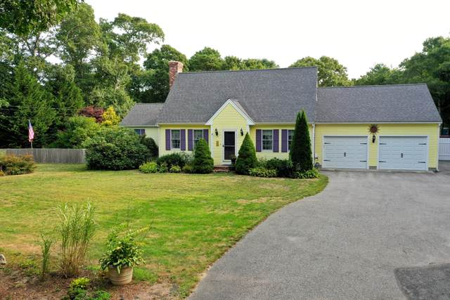 81 Cross Road, East Falmouth, MA 02536 (MLS #22006453) :: EXIT Cape Realty