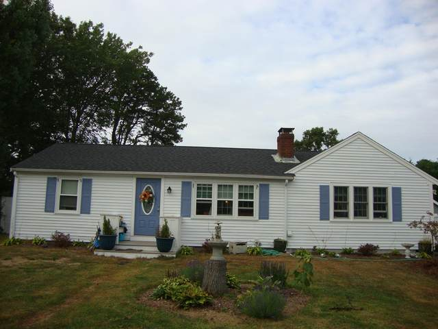 62 Vine Brook Road, South Yarmouth, MA 02664 (MLS #22006527) :: Leighton Realty