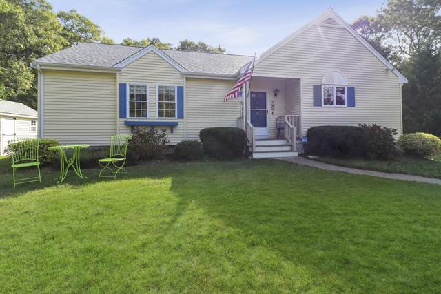 16 High Ridge Drive, Buzzards Bay, MA 02532 (MLS #22006547) :: Leighton Realty