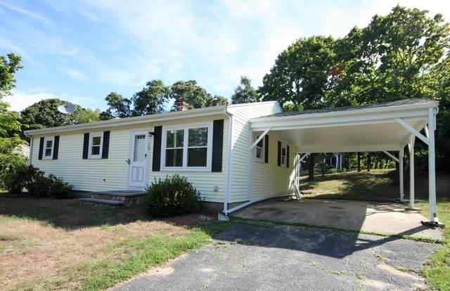 177 John Parker Road, East Falmouth, MA 02536 (MLS #22006565) :: Leighton Realty
