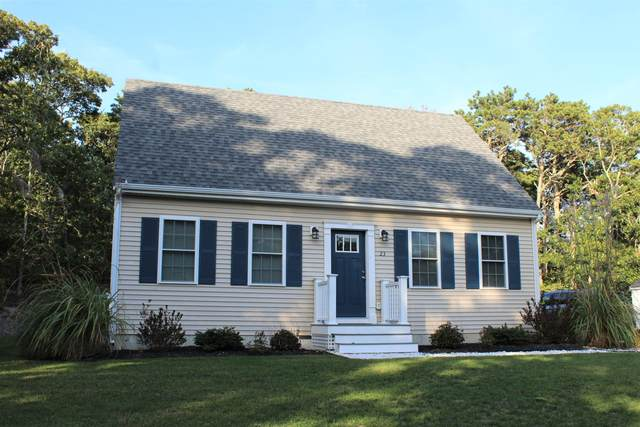 23 Route 137, Harwich, MA 02645 (MLS #22006567) :: Leighton Realty