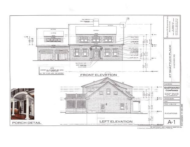 27 Shattuck Place, Chatham, MA 02633 (MLS #22006850) :: Rand Atlantic, Inc.