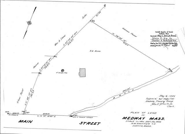 11 Main Street, Medway, MA 02053 (MLS #22006934) :: Rand Atlantic, Inc.