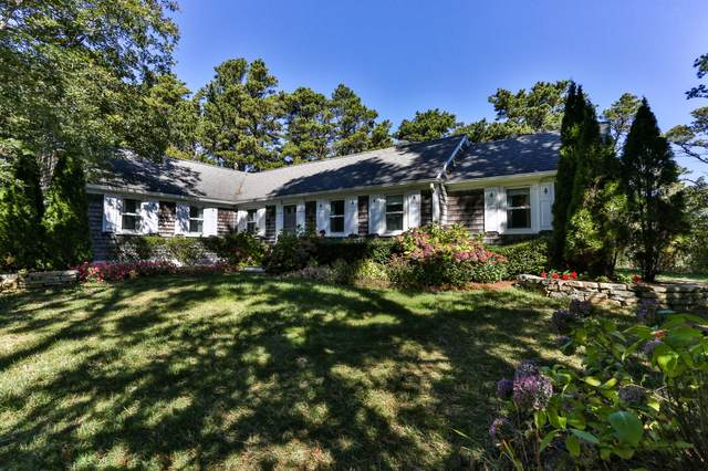 120 S Pamet Road, Truro, MA 02666 (MLS #22006971) :: Rand Atlantic, Inc.