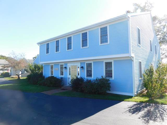 258 Main Street #13, Buzzards Bay, MA 02532 (MLS #22006973) :: Rand Atlantic, Inc.