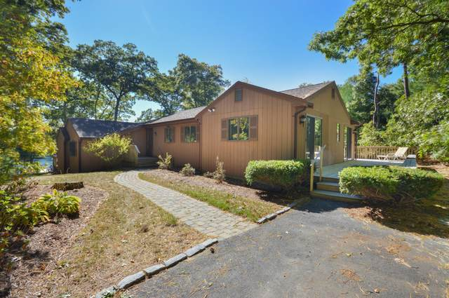 4 Sand Pointe Shores Drive, East Falmouth, MA 02536 (MLS #22006983) :: Leighton Realty