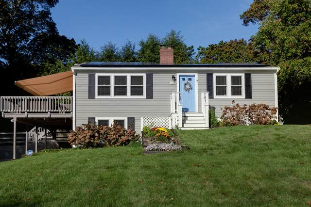 132 Harbor Hill Road, Centerville, MA 02632 (MLS #22007009) :: Leighton Realty