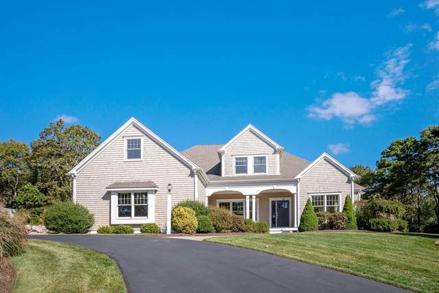 15 Longshank Circle, East Falmouth, MA 02536 (MLS #22007021) :: Kinlin Grover Real Estate
