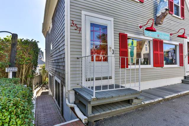 357 Commercial Street U9, Provincetown, MA 02657 (MLS #22007025) :: Rand Atlantic, Inc.
