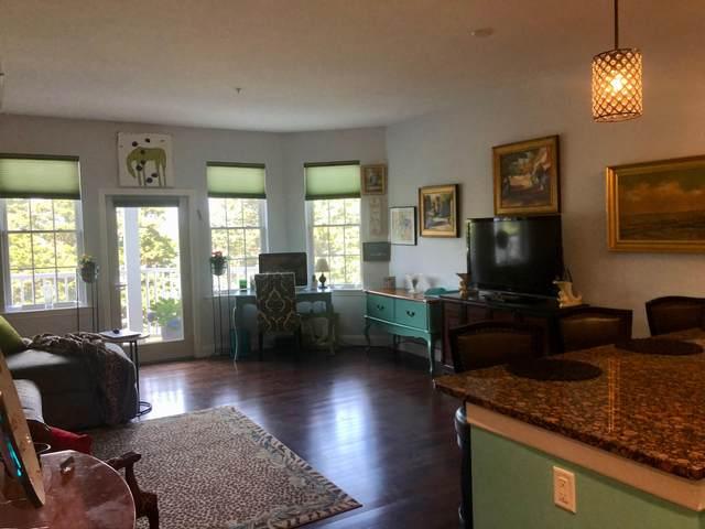 100 Alden Street U225, Provincetown, MA 02657 (MLS #22007028) :: Leighton Realty