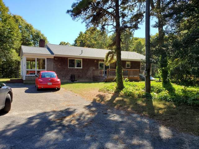 169 Old Post Road, Centerville, MA 02632 (MLS #22007036) :: Leighton Realty