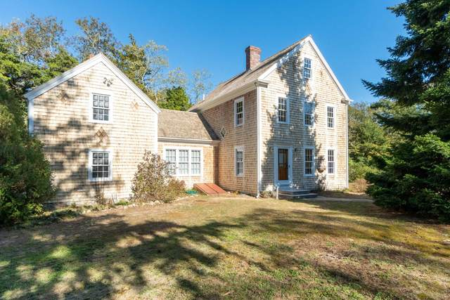 20 Roos Road, East Sandwich, MA 02537 (MLS #22007102) :: Leighton Realty