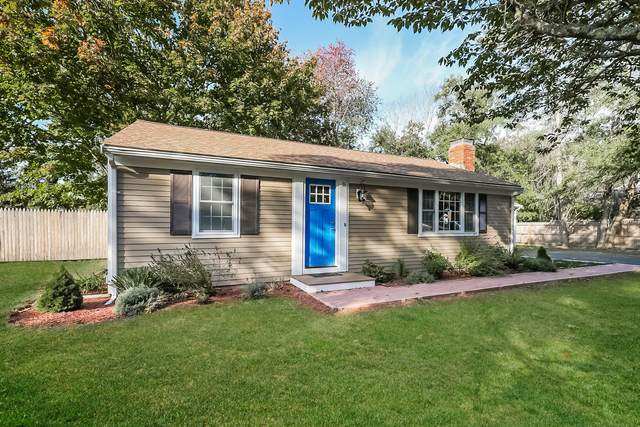 16 Winsome Road, South Yarmouth, MA 02664 (MLS #22007108) :: Leighton Realty
